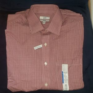 New Men's dress shirt